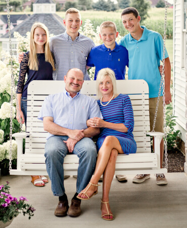 Schlabach Family, Little Cottage Co
