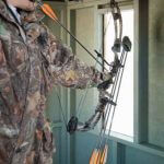 hunting blind interior