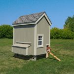 Colonial Gable Coop