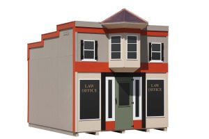 Law Office Playhouse