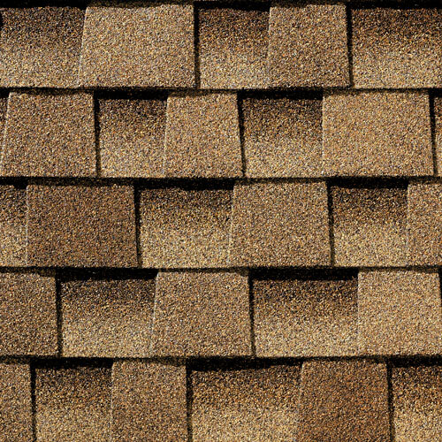 Timberline Shakewood shingle sample