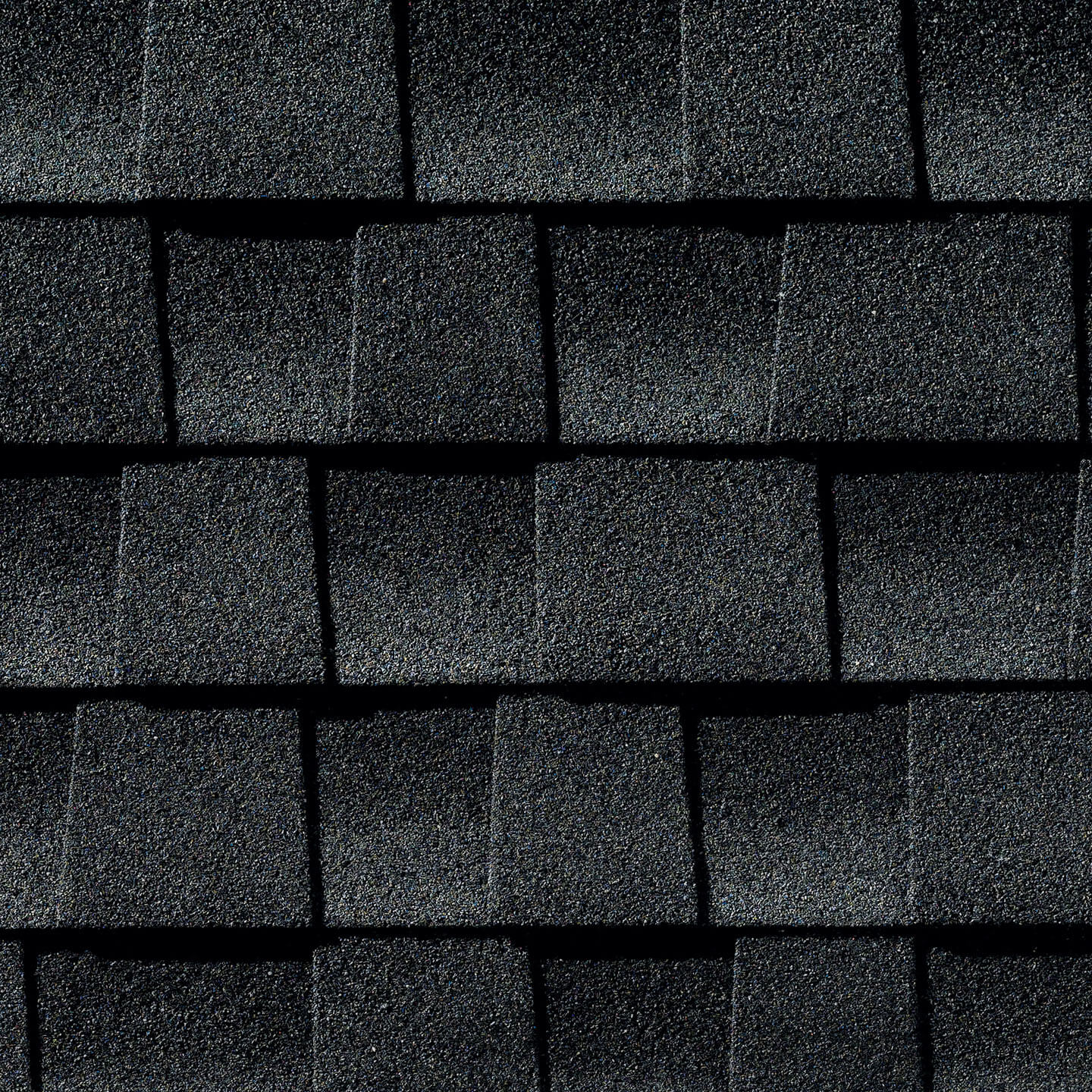 Timberline Charcoal shingle sample