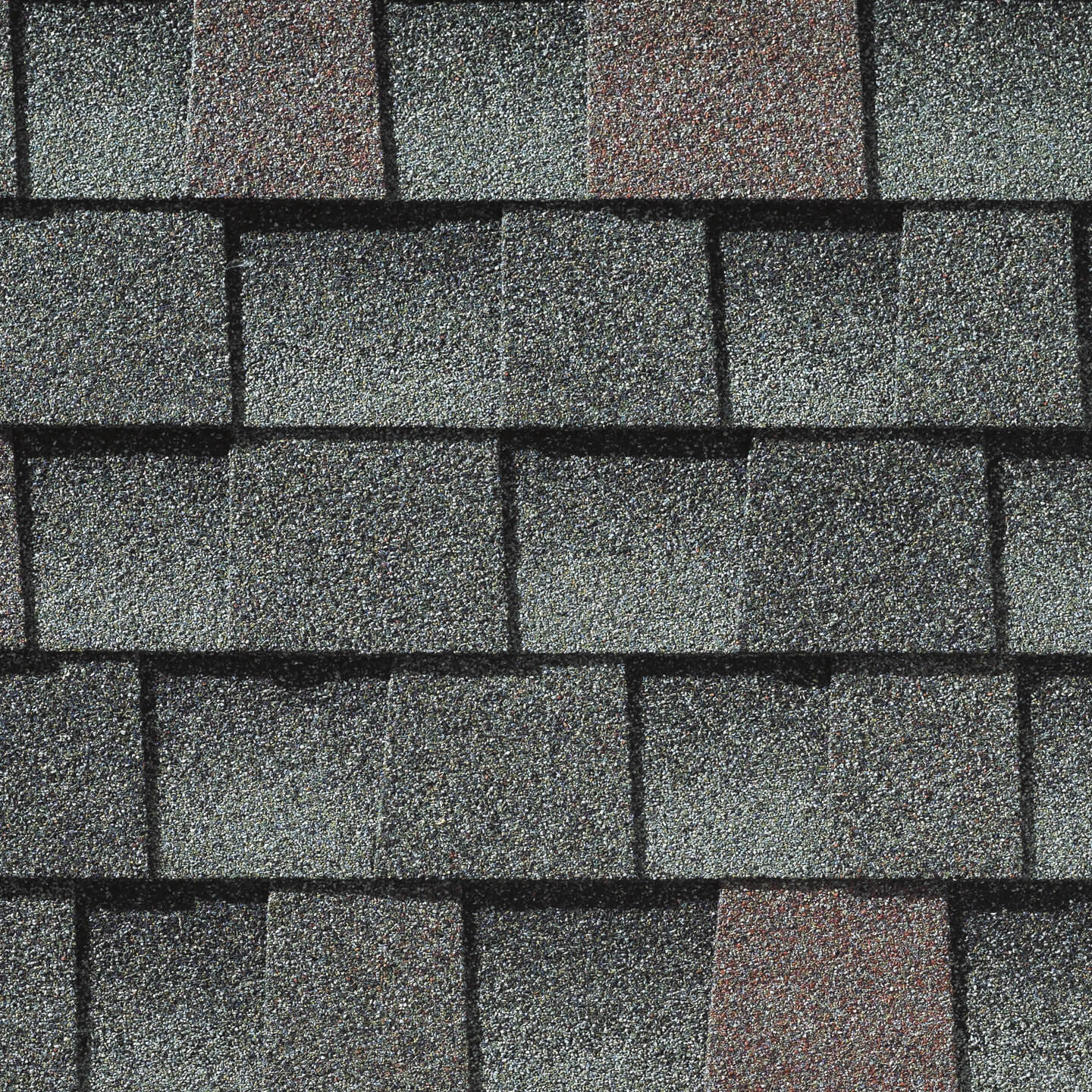 Timberline Williamsburg Slate shingle sample